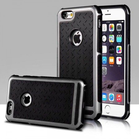 iPhone 6 / 6s hoesje Ultra Dun TPU Hybrid