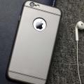 iPhone 6 plus / 6s plus Case Luxury Design (Zilver)