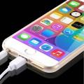 iPhone 6 / 6s Case transparant flexibel siliconen